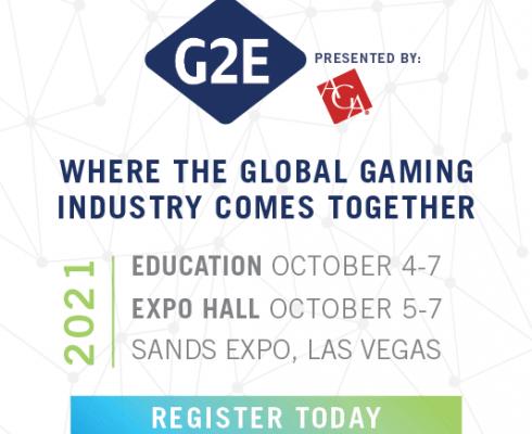 G2E Las Vegas 2021