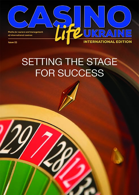 Casino Life Ukraine International Issue 003