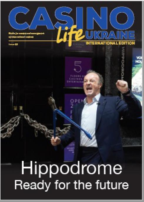 Casino Life Ukraine International Issue 5