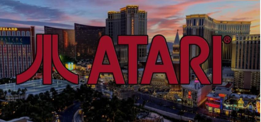 """Отель """"Атари"""" приезжает в Лас-Вегас"""