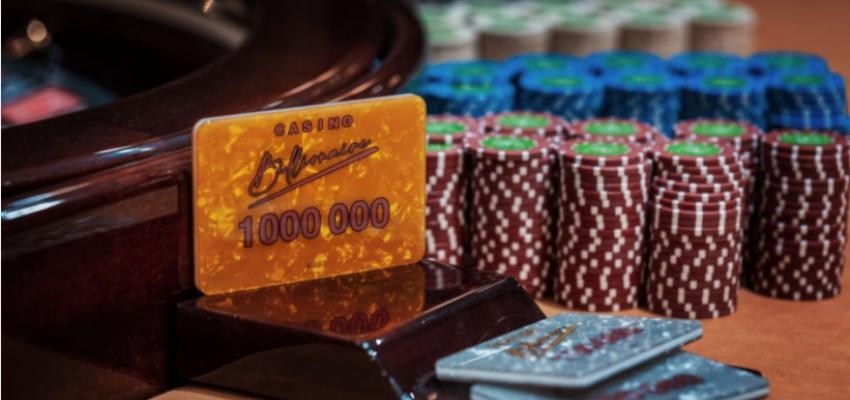 Первое в Украине легальное казино Billionaire за месяц работы создало 150 рабочих мест и уплатило 90 млн грн в госбюджет