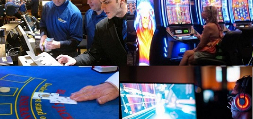 Different categories of gambling, media converging for growth