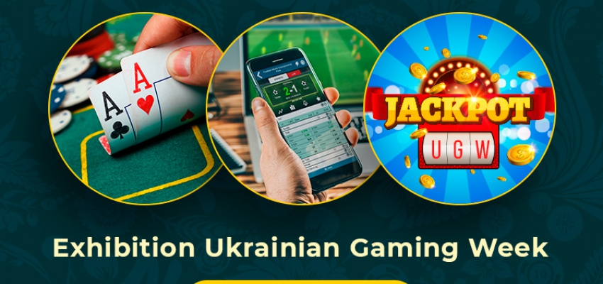 Ukrainian Gaming Week 2021: Major Organisations Exhibiting at Large-Scale Gambling Exhibition. Tickets Giveaway