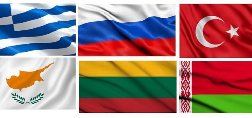Gaming Legislation Report on Russia, Lithuania, Belarus, Turkey, Greece and Cyprus.