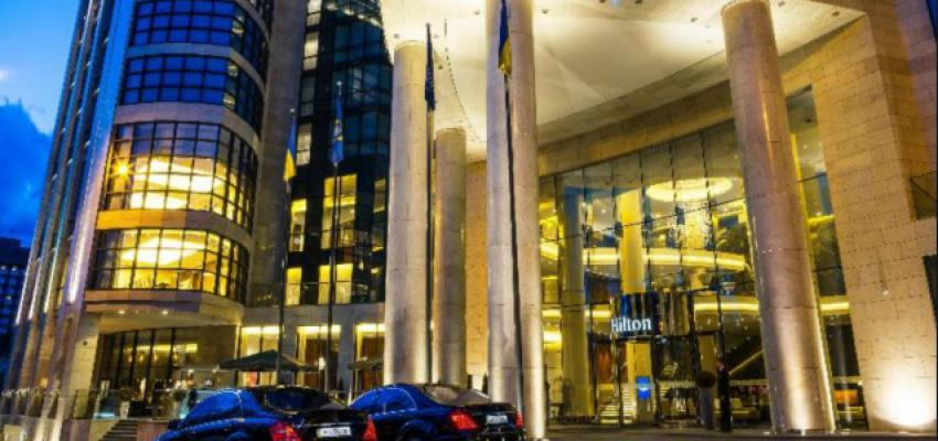 Casino Development announcend by Hilton Kyiv in anticipation of Country Legalising Gambling