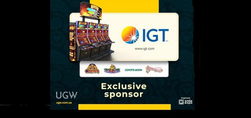 Представляем эксклюзивного спонсора выставки UGW 2021 – транснациональную компанию IGT