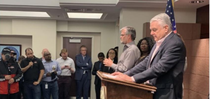 Nevada Governor considering more drastic measures to fight Coronavirus
