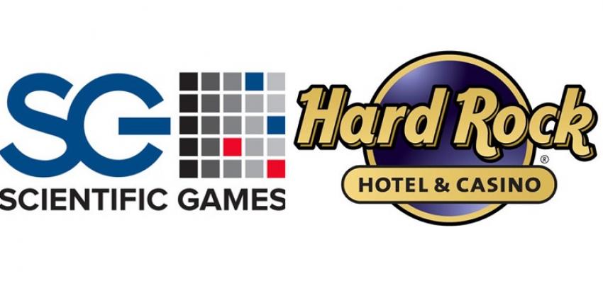 Scientific Games расширяет партнерство с Hard Rock International для спорта США и iGaming Expansion.