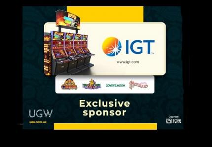 Представляємо ексклюзивного спонсора виставки UGW 2021 – транснаціональну компанію IGT