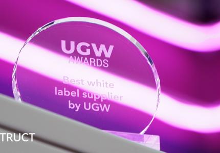 BetConstruct є найкращим постачальником білої етикетки на UGW Awards