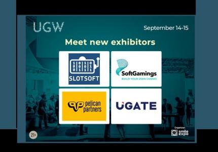 Ukrainian Gaming Week 2021 Coming This September! Meet New Exhibitors
