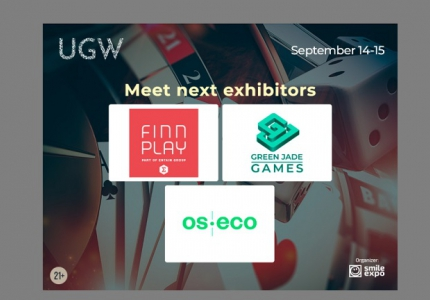 Welcome the Exhibitors of Ukrainian Gaming Week 2021. Leading iGaming and IT Companies Will Participate in the Event